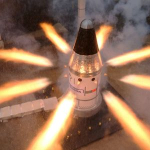 Image article Mission Artémis : la NASA finalise les tests du moteur du Launch Abort System (vidéo)