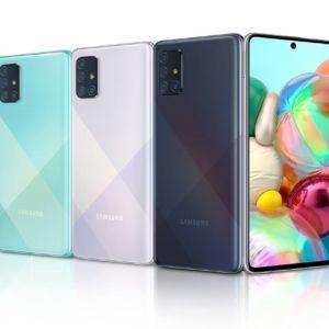 [Test] Samsung Galaxy A71 : un grand smartphone avec de belles performances globales