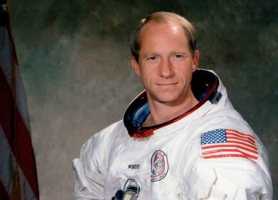 Al Worden NASA