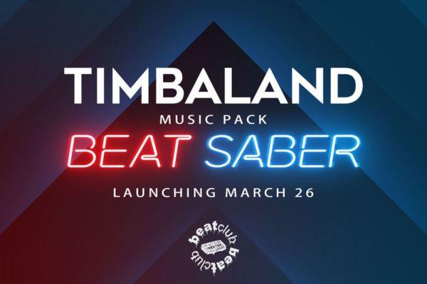 Beat Saber Timbaland 600x399