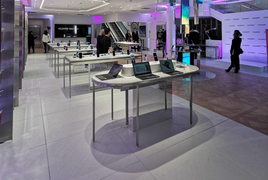 Boutique Huawei Paris 1024x690