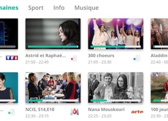Bouygues Telecom Chaines Navigateur