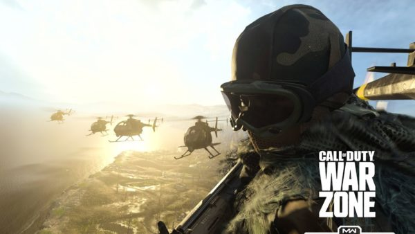 Call Of Duty Warzone 600x338