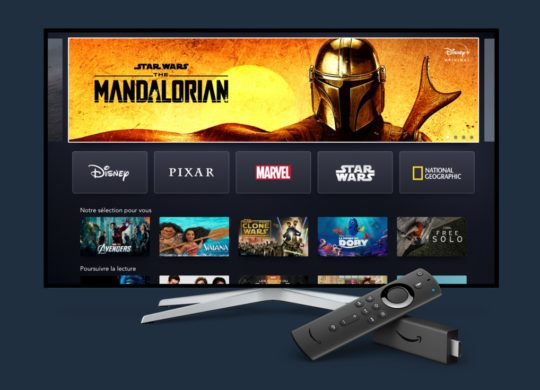 Disney Plus Fire TV