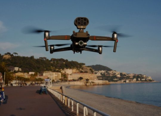 Drone Survole Nice