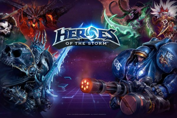 Heroes Of The Storm 600x400