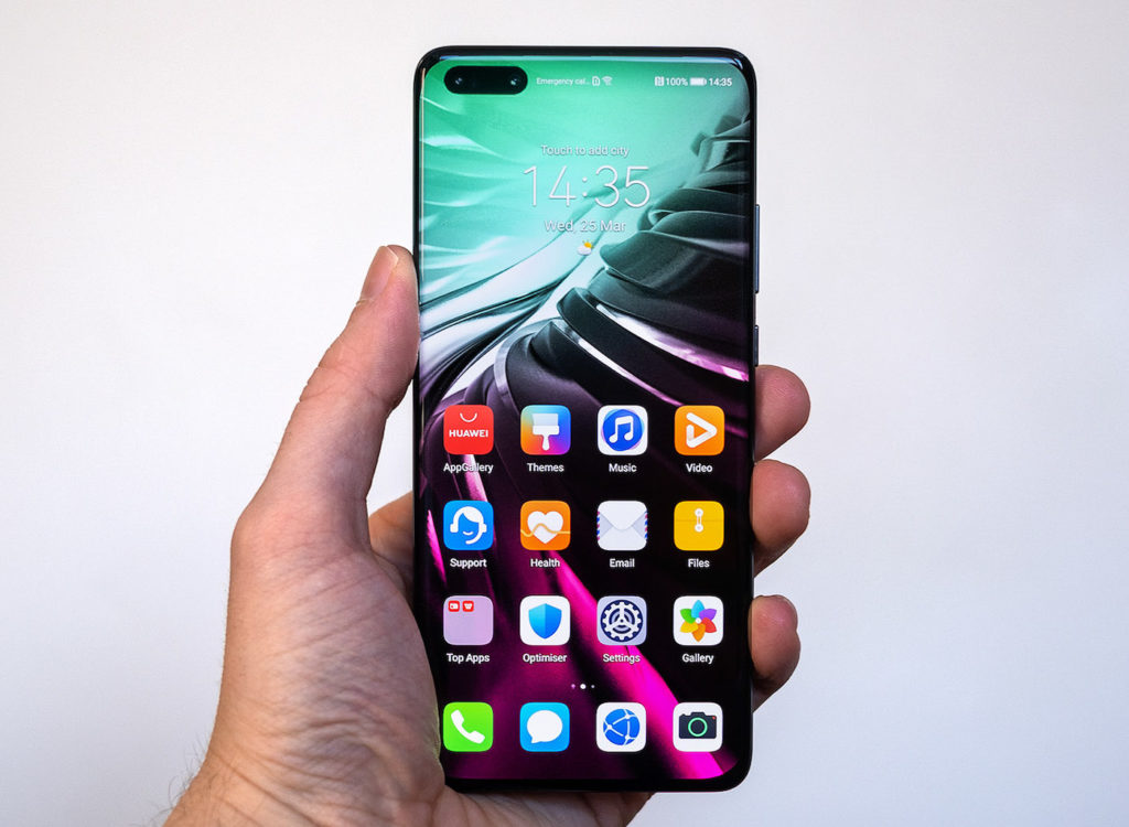 Huawei P40 Pro Avant Prise en Main 1024x750 - Huawei: Android smartphones can switch to HarmonyOS
