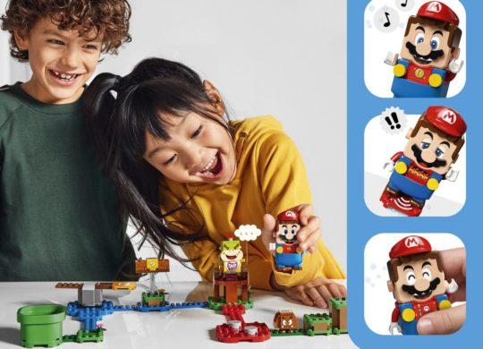 Lego et Nintendo game