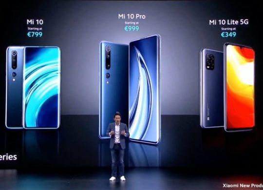Mi 10 Xiaomi