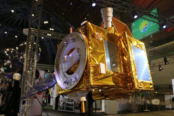 MicroCarb Satellite 600x400