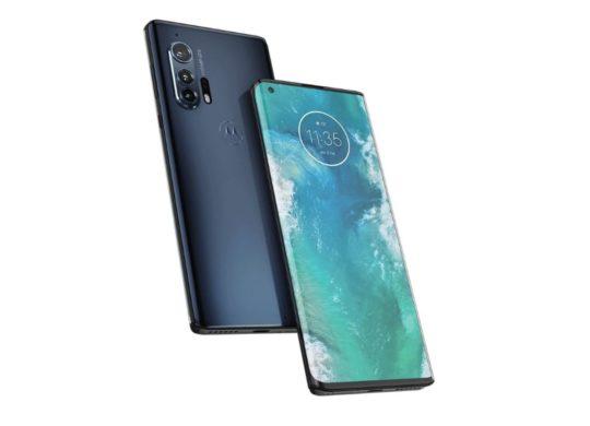 Motorola Edge + 3