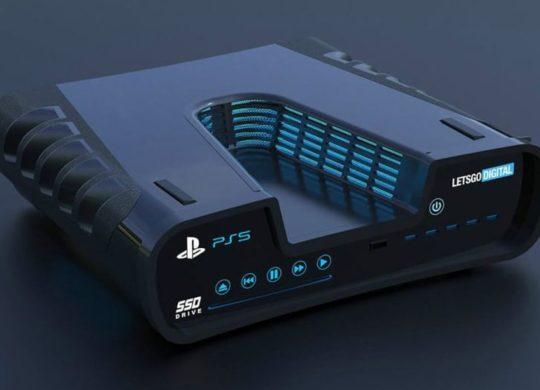 PS5 concept V