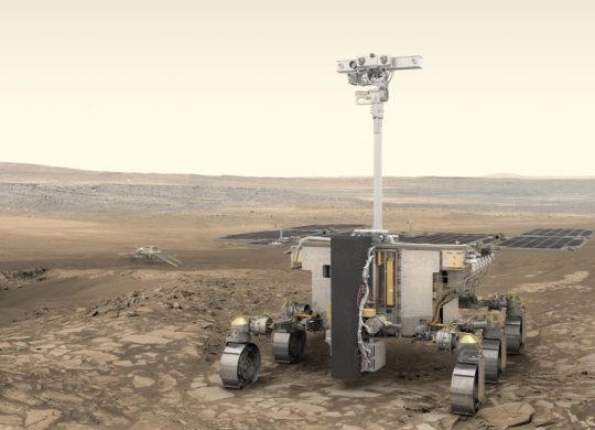 Rover ExoMars 1
