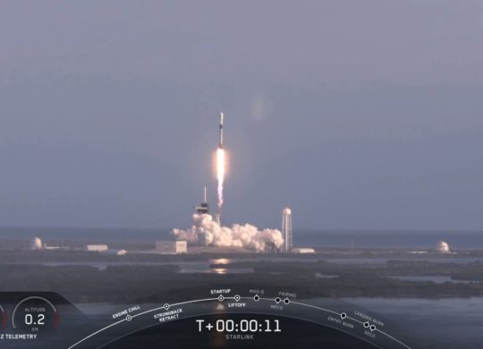 Spacelink SpaceX