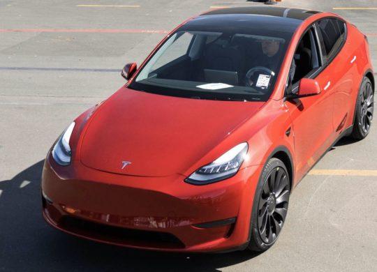 Tesla million