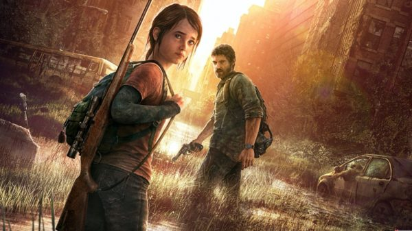 The Last Of Us Ellie Joel 600x337