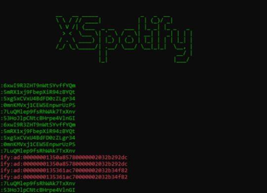 XSpotify