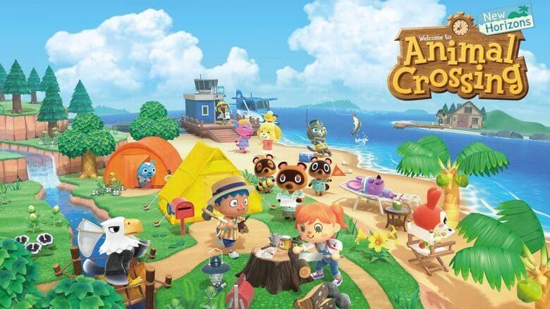 Animal Crossing : New Horizons Game Awards 2020