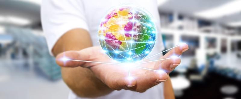 Reseau Internet Monde