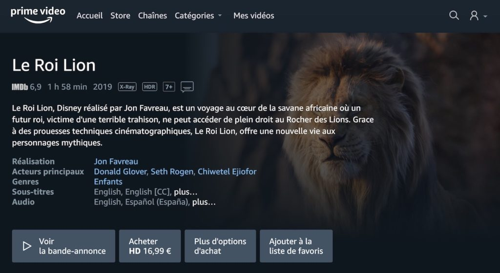 Achat Location Film Amazon Prime Video 2 1024x560