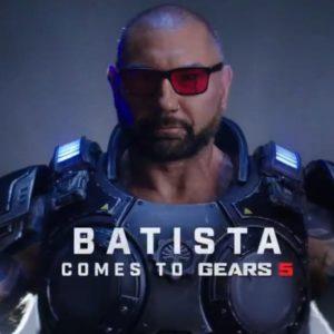 Image article La Batista Bomb arrive sur Gears 5 (et c'est jouissif)