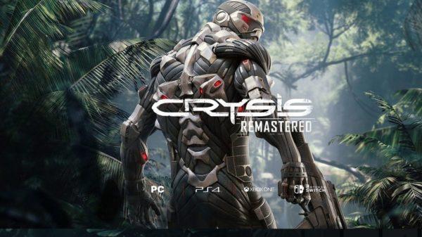 Crysis Remastered 600x337