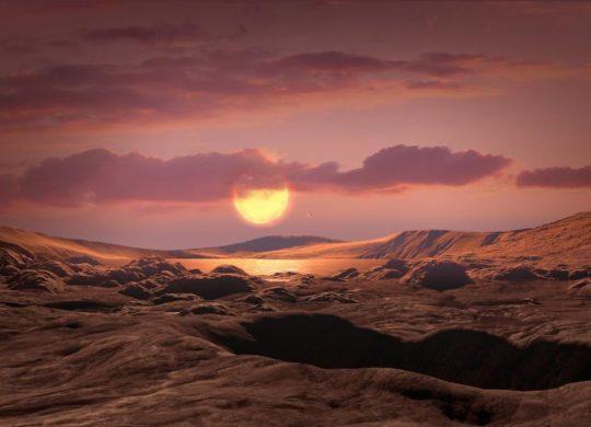 Explanete Kepler