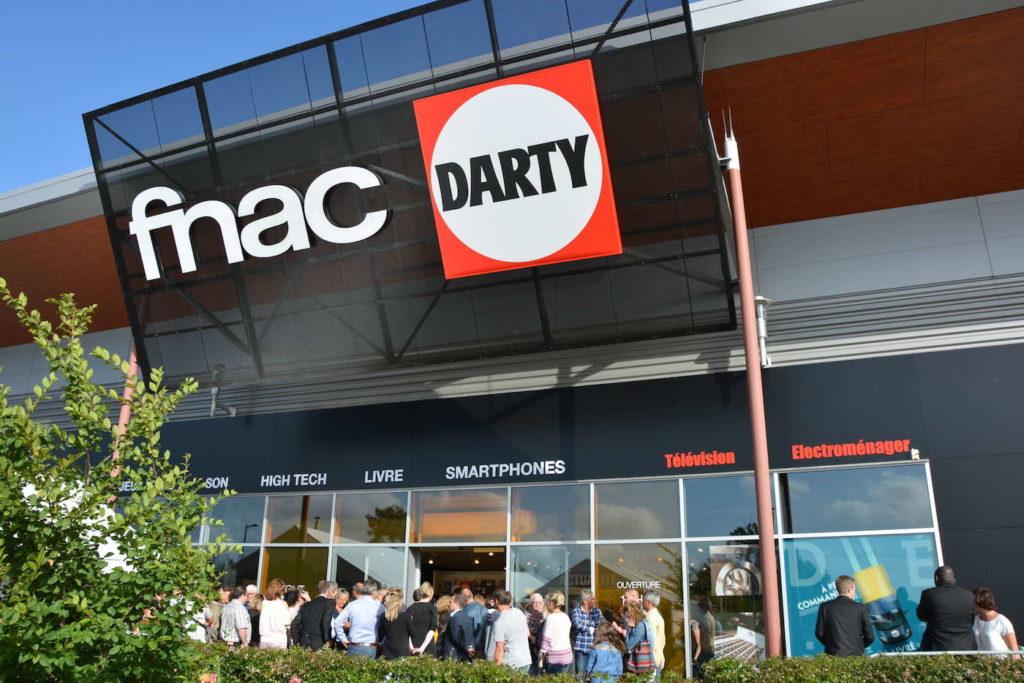 Fnac Darty : une campagne de phishing vise de nombreux clients
