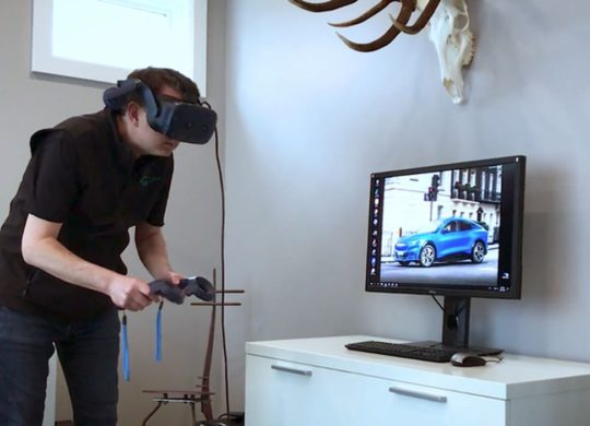 Ford VR confinement