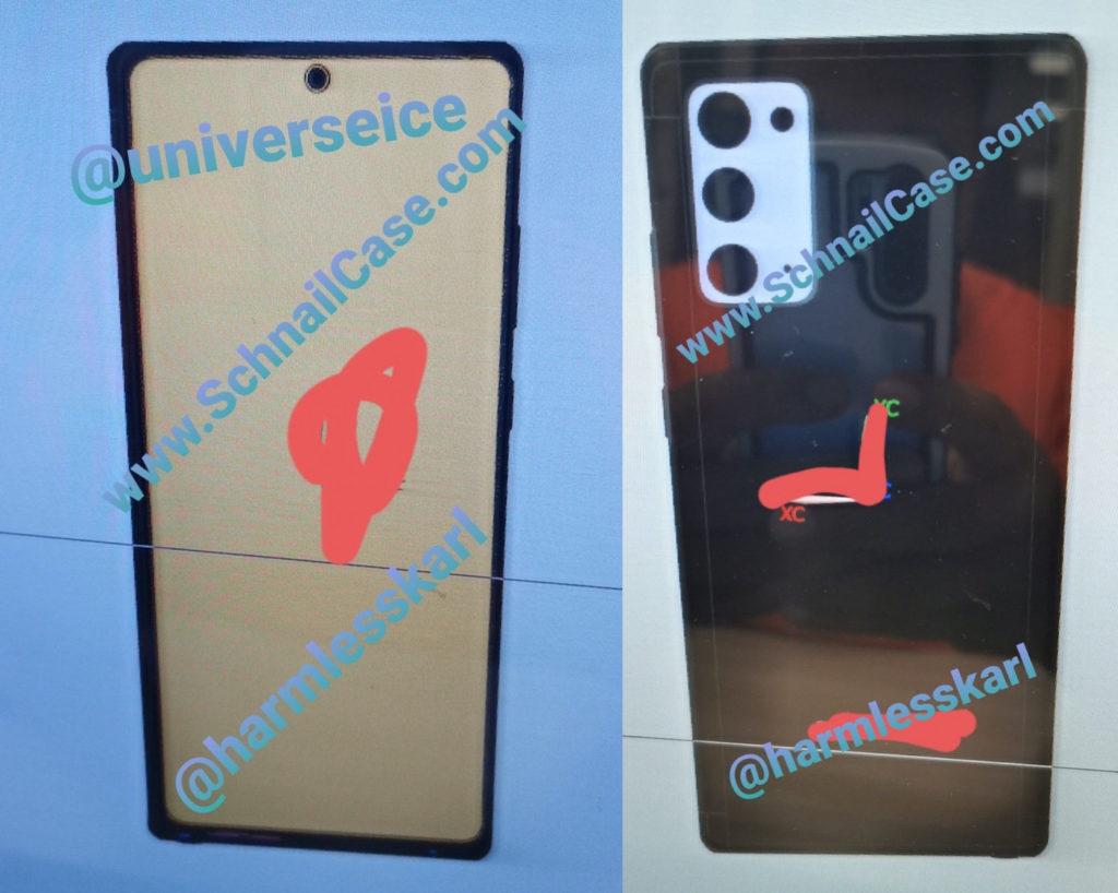Fuite Galaxy Note 20 1024x818