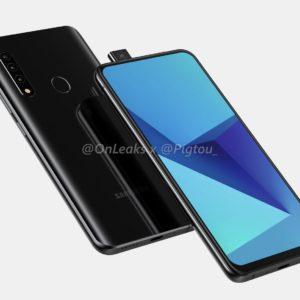 Samsung travaillerait sur un smartphone à appareil photo «pop-up»