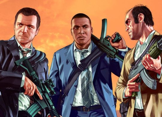 GTA 5 Michael vs Franklin vs Trevor