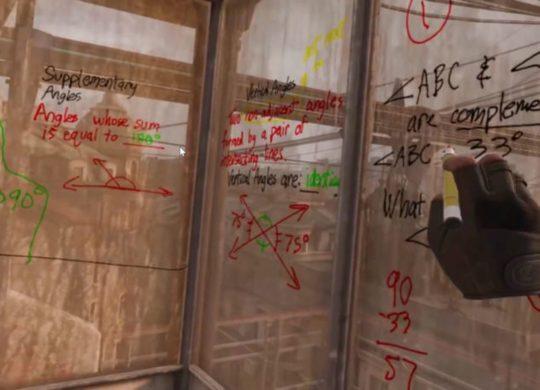 Half Life Alyx math
