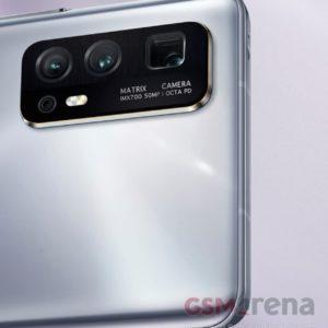 Image article Leak : le Honor 30 aurait droit à un capteur principal IMX700 de 50 megapixels