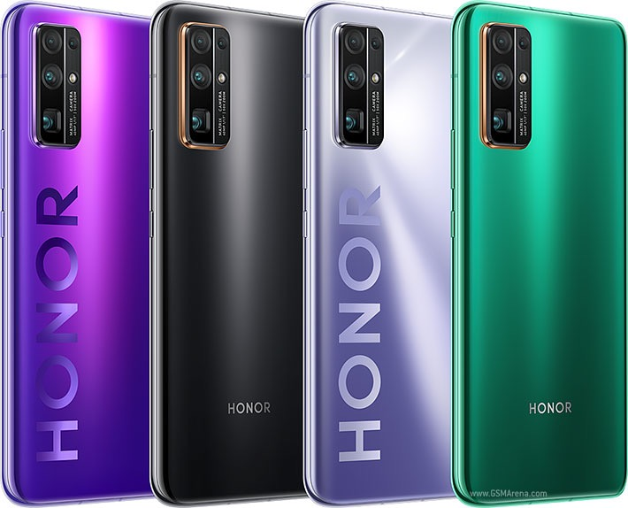 Honor 30 Arriere