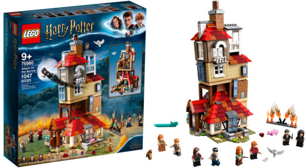 LEGO HP 6 600x330