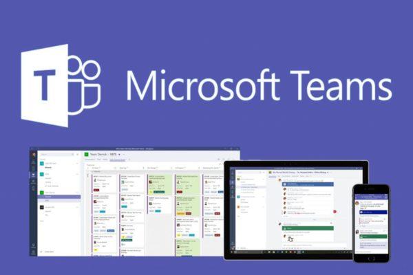 Microsoft Teams Outil Collaboratif Microsoft 600x400