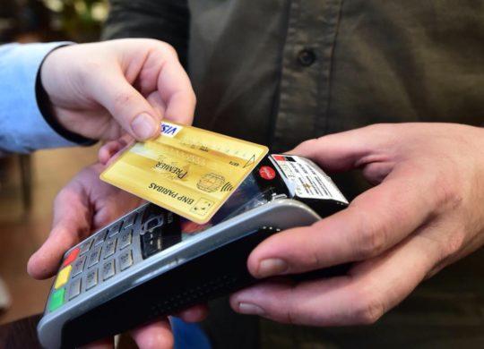 Paiement Sans Contact Carte