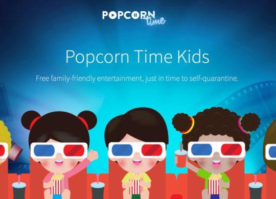 Popcorn Times Kids