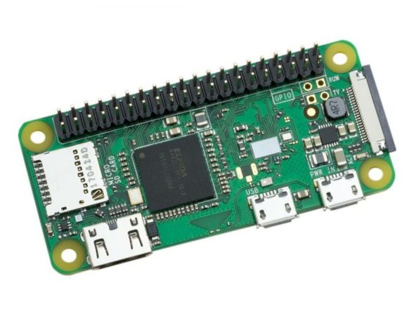 Raspberry Pi Zero 592x450