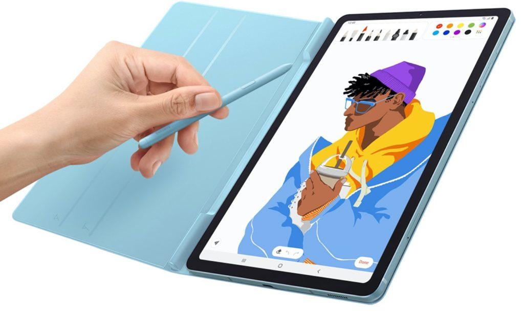 Samsung Galaxy Tab S6 Lite Et S Pen 1024x614