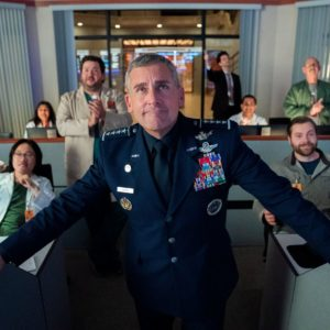 Image article Space Force (Netflix) : premières images pour la nouvelle série du créateur de The Office