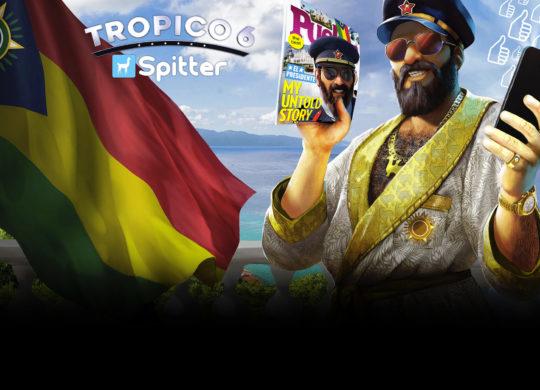 Spitter DLC Tropico