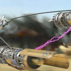 La sortie de Star Wars Episode l: Racer est repoussée sur PS4 et Switch