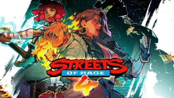 Streets Of Rage 4 600x337