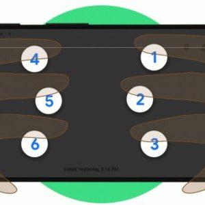 Image article Un clavier en braille sans nouveau hardware pour Android
