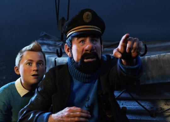 Tintin film