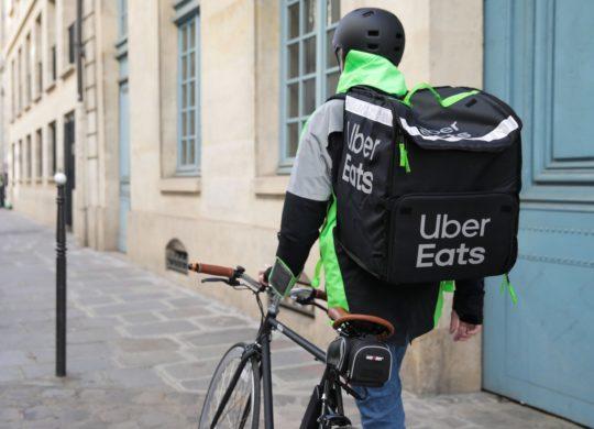Uber Eats Livreur