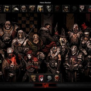 Image article Le mode PvP gratuit de Darkest Dungeons est disponible
