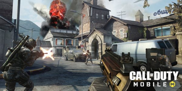 Call Of Duty Mobile Beta 600x300